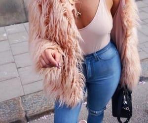 elegante, fashion, and moda image
