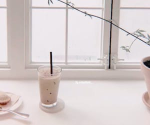 aesthetic, coffee, and beige image