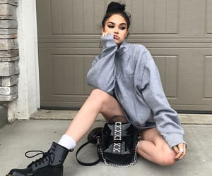 maggie lindemann, girl, and outfit image