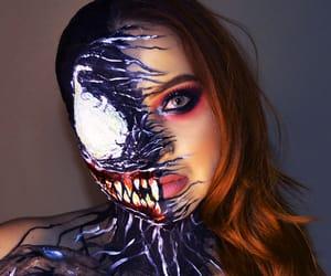 brazilian, caracterização, and Halloween image