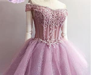 lace prom dress and homecoming dress cheap image