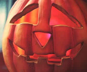 Halloween and jack o' lantern image