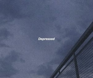 wallpaper, aesthetic, and depressed image