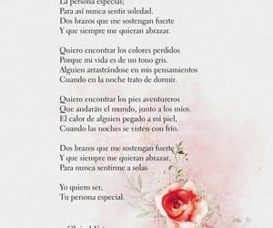 bonito, espanol, and poesia image