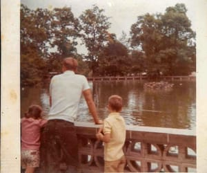 family, memories, and old image