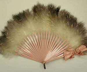 accessory, antique, and fan image