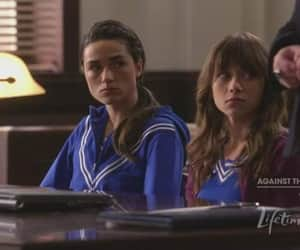 drop dead diva, crystal reed, and crystal reed screencaps image
