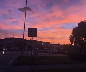 carefree, sunrise, and sunset image