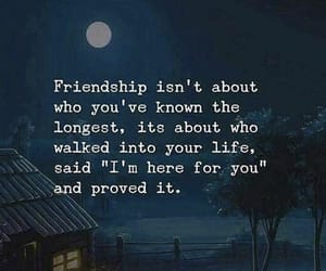 blessed, quote, and friendship image