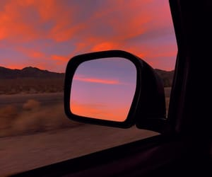 car and sky image