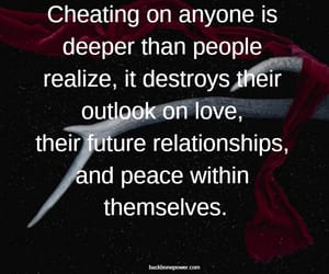 cheating image