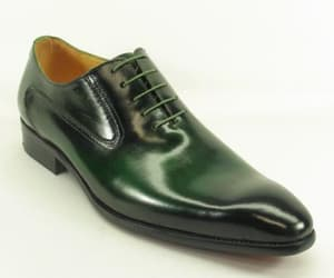 green dress shoes image
