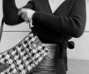 blackandwhite and fashion image
