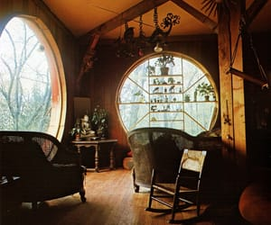 room, vintage, and house image