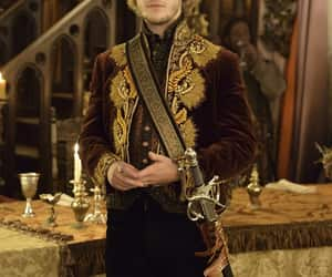 reign, toby regbo, and king francis ii image