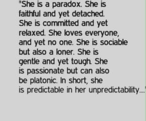 Paradox and quotes image