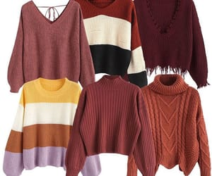 autumn, sweatshirt, and pulls image