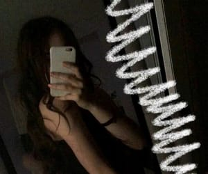 Hot, iphone, and mirror image