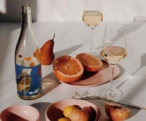 orange, drink, and wine image