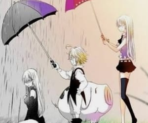 seven deadly sins and nanatsu no taizai image