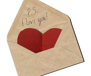 heart, Letter, and overlay image