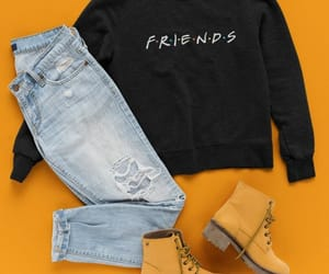 etsy, womens clothing, and friends tv show image