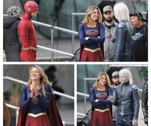 allen, flash, and hero image