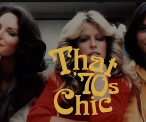 70s, chic, and hippie image