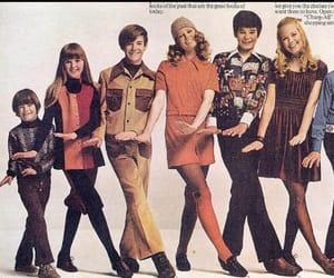 70s, children, and fashion image