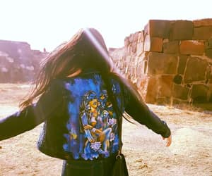 armenia, denim jacket, and fortress image