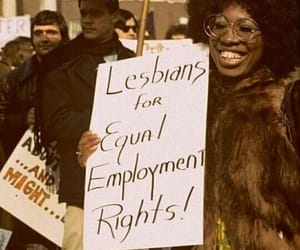 lesbian, gay, and 70s image