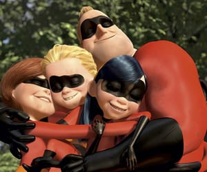 disney, The Incredibles, and pixar image
