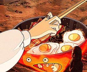 anime, gif, and tasty image