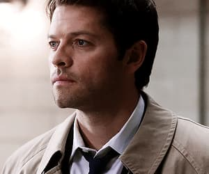 gif, castiel, and supernatural image