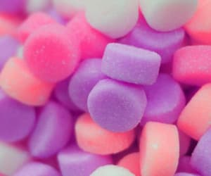 sweet, pink, and purple image