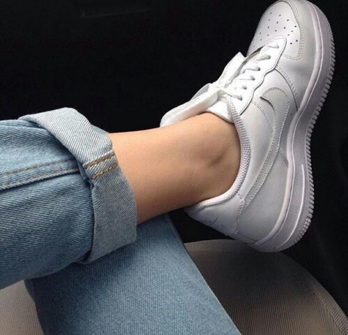 How To Style Air Force One On We Heart It