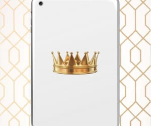 case, home decor, and crown image
