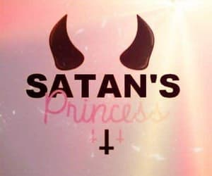 princess, satan, and wallpaper image