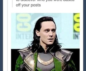 funny, loki, and Marvel image