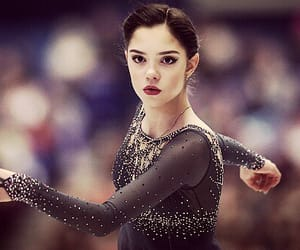awesome, beauty, and figure skating image