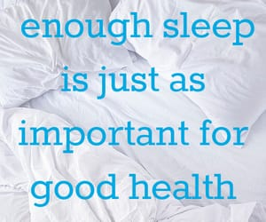 sleep, fit, and motivation image