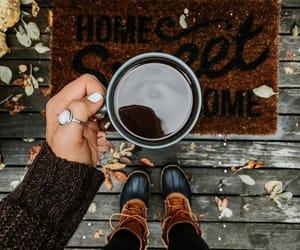 black coffee, brown, and coffee image