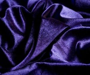 aesthetic, purple, and silk image
