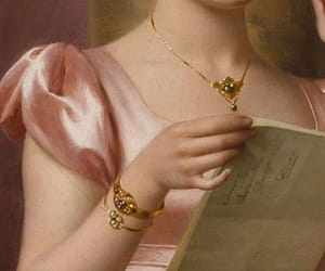 art, pink, and art history image