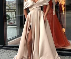 dress, Prom, and outfit image