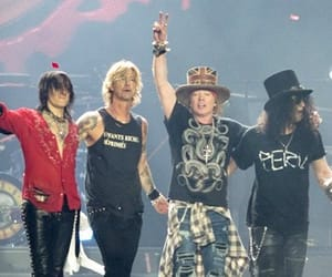 california, los angeles, and Guns N Roses image