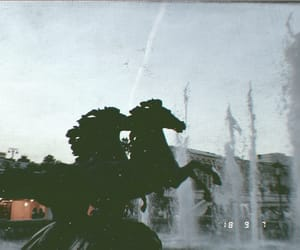 film, moscow, and retro image