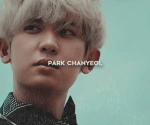 gif, exok, and parkchanyeol image