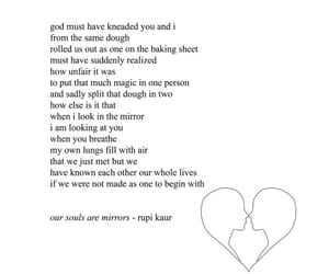 couple, poem, and lové image