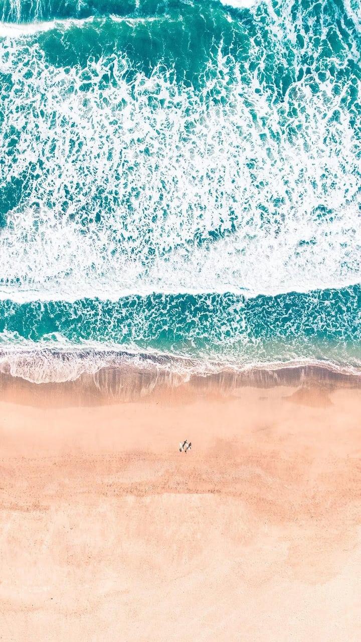 beach, playa, and summer image